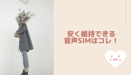 格安SIM(MVNO)の音声通話SIMの最安値はどこ?1000円以下も可能!通話料金についても解説